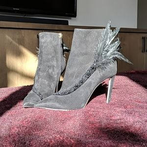Jimmy Choo Feather Boot